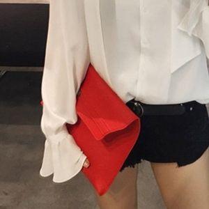 Bags - Flat Oversized Clutch